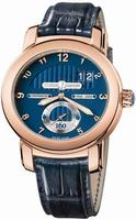 Replica Ulysse Nardin 160th Anniversary Mens Wristwatch 1602-100