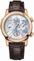 Replica Jaeger-LeCoultre Master Grande Reveil Mens Wristwatch 163.24.2a