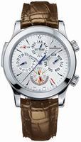 Replica Jaeger-LeCoultre Master Grande Reveil Mens Wristwatch 163.84.2a