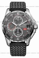 Replica Chopard Mille Miglia GT XL 2009 Titanium LE Chrono Mens Wristwatch 168459-3005