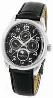 Replica Stuhrling Aviator Calender Mens Wristwatch 173L.33151