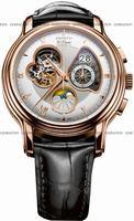 Replica Zenith Chronomaster Open Grande Date Moonphase Mens Wristwatch 18.1260.4047-02.C505