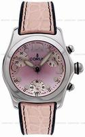 Replica Corum Bubble Chronograph Ladies Wristwatch 196-150-20-0F08PN96R