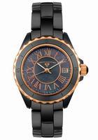 Replica SWISS LEGEND Karamica Mens Wristwatch 20050-BKBRR