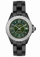 Replica SWISS LEGEND Diamond/Karamica Ladies Wristwatch 20050-BLK-ARB