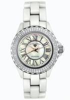 Replica SWISS LEGEND Diamond/Karamica Ladies Wristwatch 20051-WWWSR
