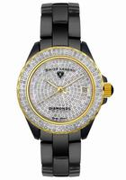 Replica SWISS LEGEND Diamonds Ladies Wristwatch 20052-WBKG