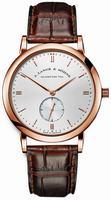 Replica A Lange & Sohne Saxonia Mens Wristwatch 215.032