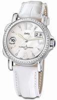 Replica Ulysse Nardin GMT Big Date 37mm Ladies Wristwatch 223-28B/691