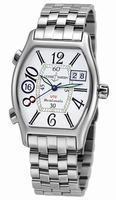 Replica Ulysse Nardin Michelangelo UTC Dual Time Mens Wristwatch 223-48-7/581