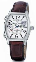 Replica Ulysse Nardin Michelangelo UTC Dual Time Mens Wristwatch 223-48/581