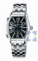 Replica Ulysse Nardin Michelangelo UTC Dual Time Mens Wristwatch 223-68-7.52