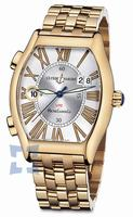 Replica Ulysse Nardin Michelangelo Gigante UTC Dual Time Mens Wristwatch 226-11-8-41