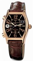 Replica Ulysse Nardin Michelangelo UTC Dual Time Mens Wristwatch 226-48/52