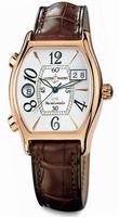 Replica Ulysse Nardin Michelangelo UTC Dual Time Mens Wristwatch 226-48/581