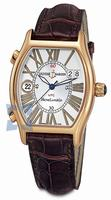 Replica Ulysse Nardin Michelangelo UTC Dual Time Mens Wristwatch 226-68-41
