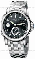 Replica Ulysse Nardin Dual Time 42 mm Mens Wristwatch 243-55-7-92