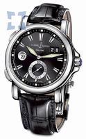 Replica Ulysse Nardin Dual Time 42 mm Mens Wristwatch 243-55-92