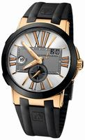 Replica Ulysse Nardin Executive Dual Time 43mm Mens Wristwatch 246-00-3/421