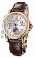 Replica Ulysse Nardin Dual Time 42 mm Mens Wristwatch 246-55-31