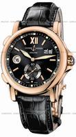 Replica Ulysse Nardin Dual Time 42 mm Mens Wristwatch 246-55-32