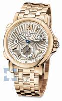 Replica Ulysse Nardin Dual Time 42 mm Mens Wristwatch 246-55-8-30