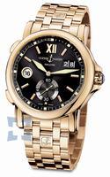 Replica Ulysse Nardin Dual Time 42 mm Mens Wristwatch 246-55-8-32