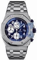 Replica Audemars Piguet Royal Oak Offshore Mens Wristwatch 25721TI.OO.1000TI.04