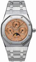Replica Audemars Piguet Royal Oak Perpetual Calendar Mens Wristwatch 25820PT.OO.0944PT.04