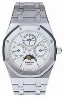 Replica Audemars Piguet Royal Oak Perpetual Calendar Mens Wristwatch 25820ST.OO.0944ST.03