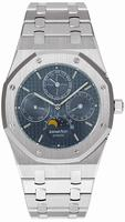 Replica Audemars Piguet Royal Oak Perpetual Calendar Mens Wristwatch 25820ST.OO.0944ST.05