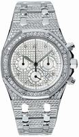 Replica Audemars Piguet Royal Oak Chronograph Mens Wristwatch 25967BC.ZZ.1185BC.01
