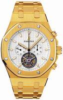 Replica Audemars Piguet Royal Oak Tourbillon Chronograph Mens Wristwatch 25977BA.OO.1205BA.02