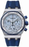Replica Audemars Piguet Royal Oak Offshore Chronograph Lady Wristwatch 25986CK.ZZ.D020CA.02