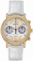 Replica Audemars Piguet Jules Audemars Chronograph Ladies Wristwatch 26037BA.ZZ.D014CR.01