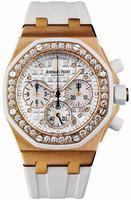 Replica Audemars Piguet Royal Oak Offshore Chronograph Ladies Wristwatch 26048OK.ZZ.D010CA.01