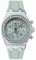 Replica Audemars Piguet Royal Oak Offshore Chronograph Lady Wristwatch 26048SK.ZZ.D035CA.01