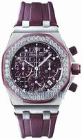 Replica Audemars Piguet Royal Oak Offshore Chronograph Lady Wristwatch 26048SK.ZZ.D066CA.01