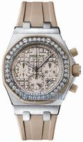 Replica Audemars Piguet Royal Oak Offshore Chronograph Lady Wristwatch 26048SK.ZZ.D082CA.01