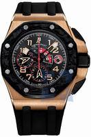 Replica Audemars Piguet Royal Oak Offshore Alinghi Team Chronograph Mens Wristwatch 26062OR.OO.A002CA.01