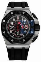 Replica Audemars Piguet Royal Oak Offshore Alinghi Team Chronograph Mens Wristwatch 26062PT.OO.A002CA.01