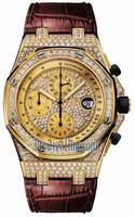 Replica Audemars Piguet Royal Oak Offshore Chronograph Mens Wristwatch 26067BA.ZZ.D088CR.01