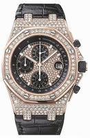 Replica Audemars Piguet Royal Oak Offshore Chronograph Mens Wristwatch 26067OR.ZZ.D002CR.01