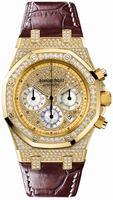 Replica Audemars Piguet Royal Oak Chronograph Mens Wristwatch 26068BA.ZZ.D088CR.01