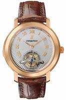 Replica Audemars Piguet Jules Audemars Tourbillon Minute Repeater Mens Wristwatch 26072OR.OO.D088CR.01