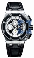 Replica Audemars Piguet Royal Oak Offshore Rubens Barrichello Chronograph Mens Wristwatch 26078IO.OO.D001VS.01