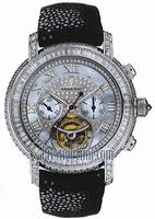 Replica Audemars Piguet Jules Audemars Tourbillon Chronograph Ladies Wristwatch 26083BC.ZZ.D00AGA.01
