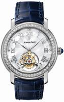 Replica Audemars Piguet Jules Audemars Tourbillon Ladies Wristwatch 26084BC.ZZ.D056CR.01