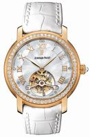 Replica Audemars Piguet Jules Audemars Tourbillon Ladies Wristwatch 26084OR.ZZ.D016CR.01