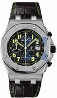 Replica Audemars Piguet Royal Oak Offshore Mens Wristwatch 26086ST.OO.D002CR.01